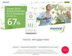 movival.com Startseite